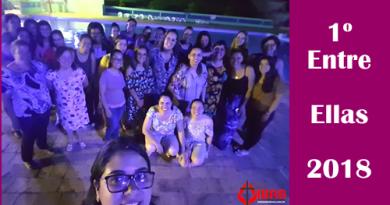1º Encontro do Ministério de Mulheres 2018 – (Entre Ellas)